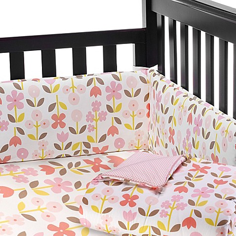 dwellstudio rosette blossom nursery collection buybuy baby