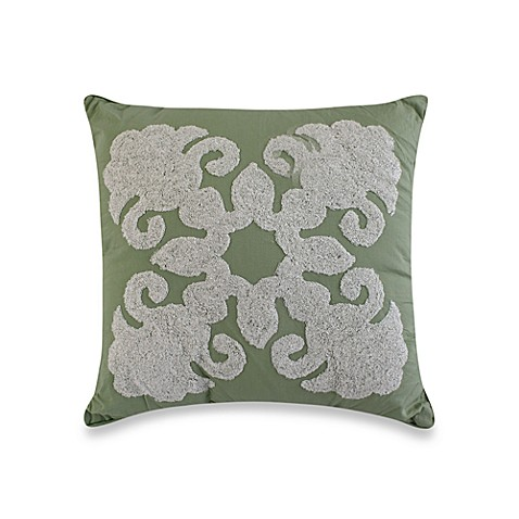 Buy Nostalgia Home Aliani Square Throw Pillow from Bed Bath & Beyond