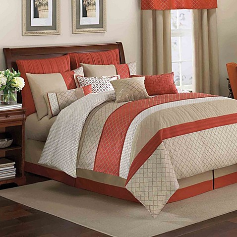 Buy pelham queen comforter set from bed bath beyond - Bed bath and beyond bedroom furniture ...