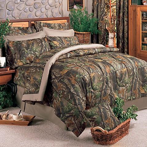 Buy Realtree 174 Hardwoods Full Comforter From Bed Bath Amp Beyond