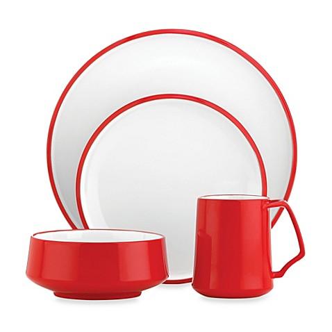 Dansk® Kobenstyle Dinnerware Collection in Red | Tuggl