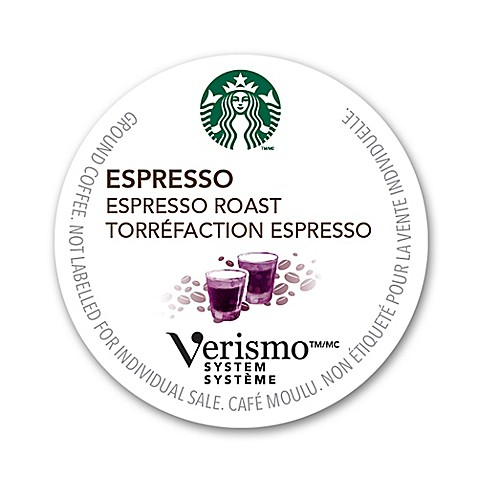 starbucks latte machine verismo
