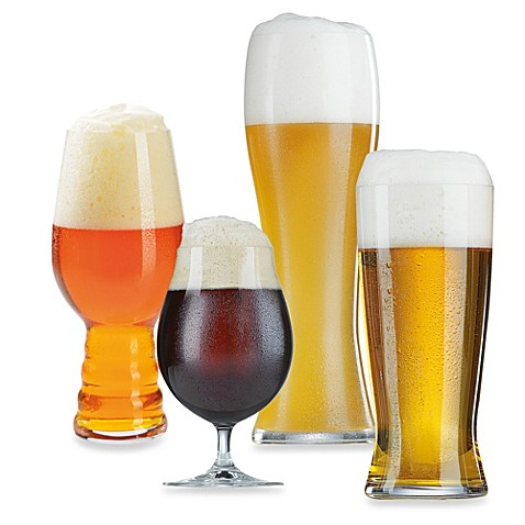 spiegelau craft beer glasses tasting kit set of 4 bed