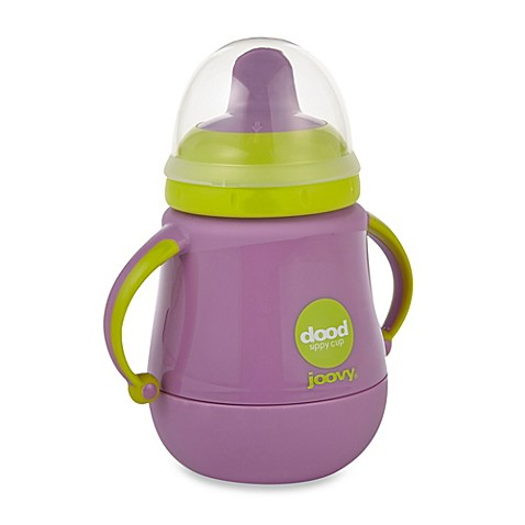 Joovy 174 Dood 9 Ounce Sippy Cup Training Cup With Insulator