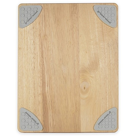 Architec gripperwood 11 inch x 14 inch wood cutting for Architec cutting board