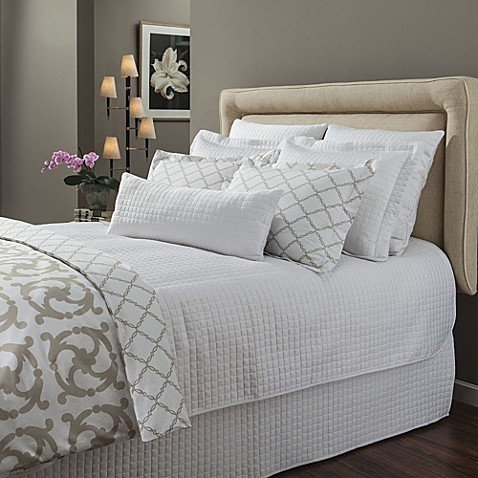 Buy Downtown Company Urban Quilted Cotton Queen Coverlet