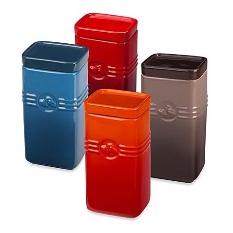 Le Creuset 174 2 Qt Coffee Storage Jar Bed Bath Amp Beyond