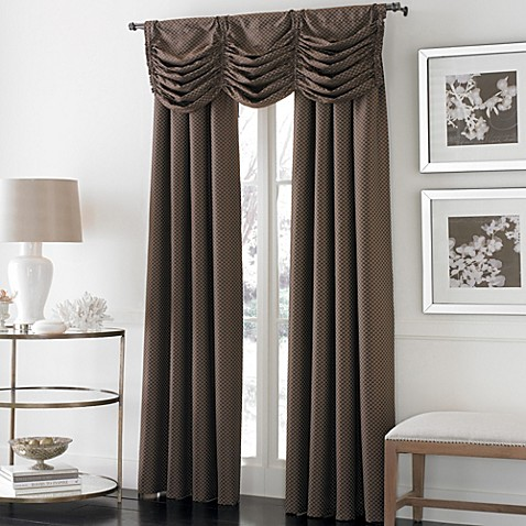 Otello Honeycomb Pinch Pleat Window Curtain Panels Bed Bath Beyond