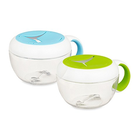 Oxo Tot 174 Flippy Snack Cup With Travel Cover Buybuy Baby
