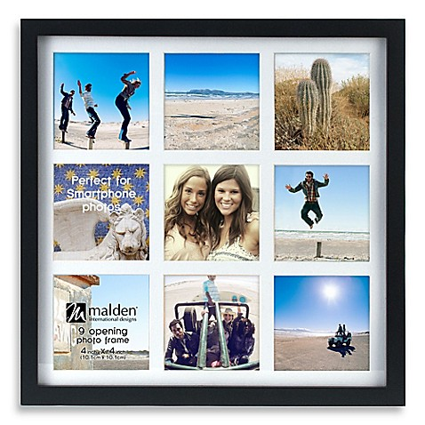 Buy Malden 174 Smartphone 9 Opening Collage Picture Frame