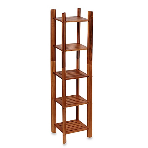 Model Bring The Look Of An Exclusive Spa To Your Home With This Fiji 3Tier Teak Corner Shelf With 3 Slatted Teak Tiers, This Attractive Corner Shelf Makes A Great Spot To Store Folded Towels And Other Bath Essentials Useful Also As A Chick