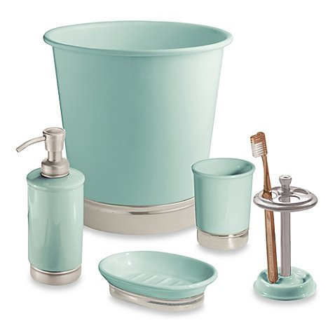 Interdesign york toothbrush holder bed bath beyond for Interdesign york