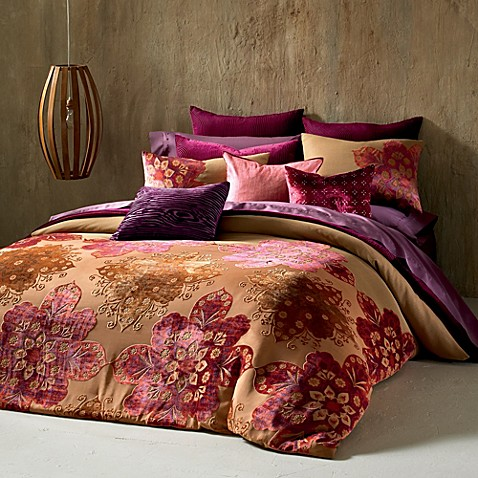The Tallulah Collection By Kevin O Brien Khaya Duvet Cover