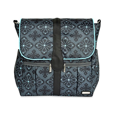 jj cole backpack diaper bag in blue flare. Black Bedroom Furniture Sets. Home Design Ideas