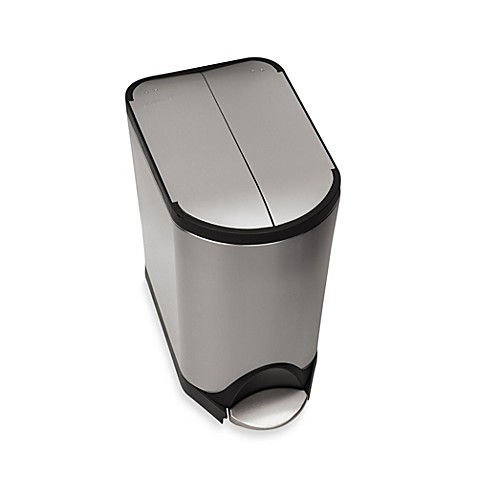 Simplehuman Butterfly Trash Can Bed Bath Beyond