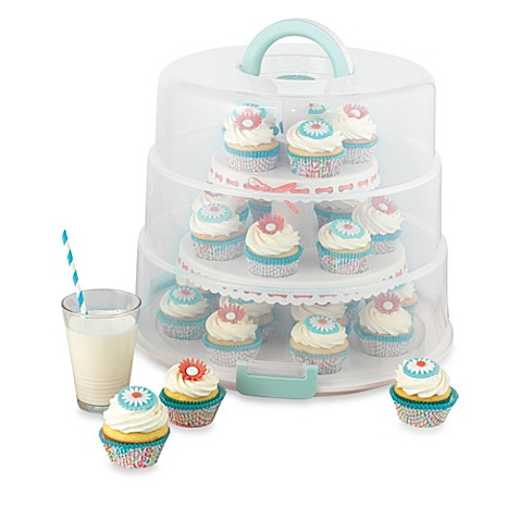 Collapsible Cake Pop Carrier