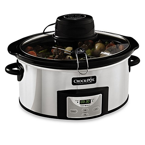 Cooker with iStir™ Automatic Stirring System  Bed Bath amp; Beyond