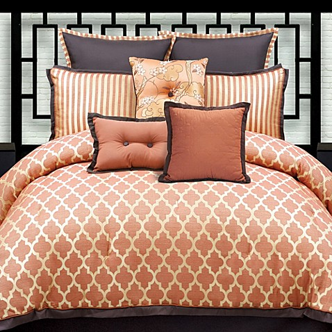 Bed Bath And Beyond  Piece Comforter Set