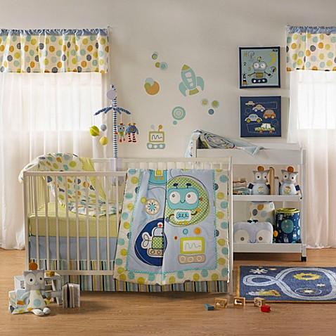 Lolli Living Baby Bot Crib Bedding