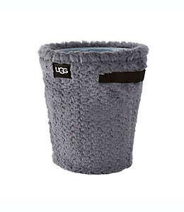 Bote de basura UGG® Pitkin en gris carbón