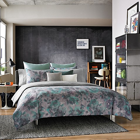Kenneth Cole Reaction Home Shadow Floral Comforter