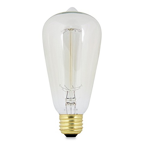 Feit Electric 40 Watt Vintage The Original Light Bulb Bed Bath Beyond