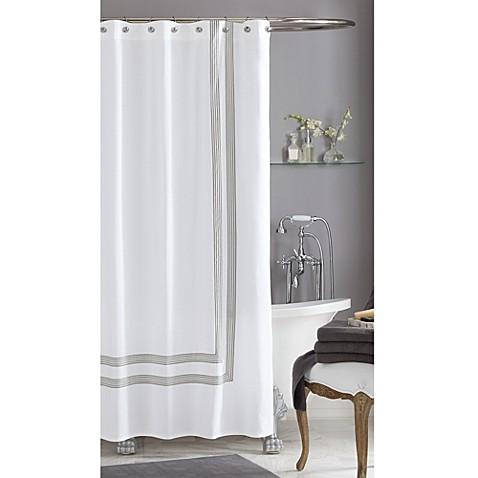 shower shower curtains wamsutta bourbon hotel shower curtain