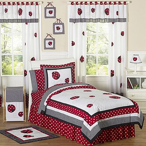 Ladybug Jojo Designs Baby Bedding