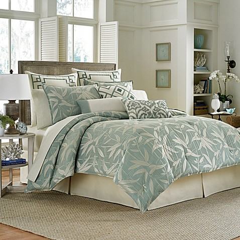 Tommy Bahama 174 Bamboo Breeze Duvet Cover Set