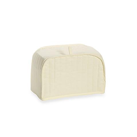 natural two slice toaster cover bed bath beyond. Black Bedroom Furniture Sets. Home Design Ideas