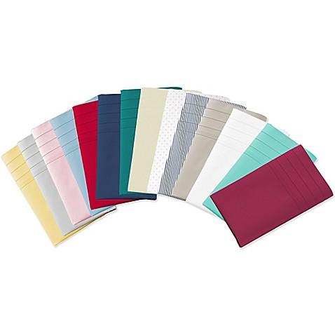 220 thread count 100 cotton sheet set bed bath beyond. Black Bedroom Furniture Sets. Home Design Ideas