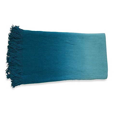 Bed Bath And Beyond Teal Blanket
