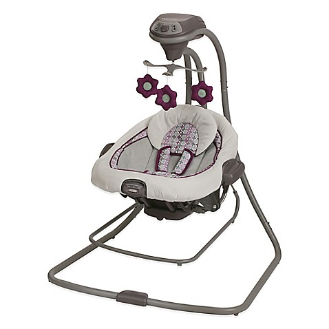 Buy Graco 174 Duetconnect Lx Swing Bouncer In Nyssa From