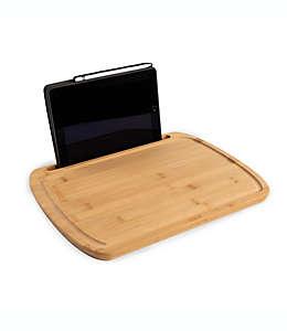 Tabla para picar Dexas® Prep Tech Home Chef de bambú, 40.64 x 30.48 cm