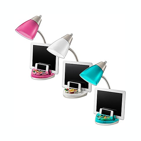 Equip Your Space Organizer Desk Lamp Bedbathandbeyond Com