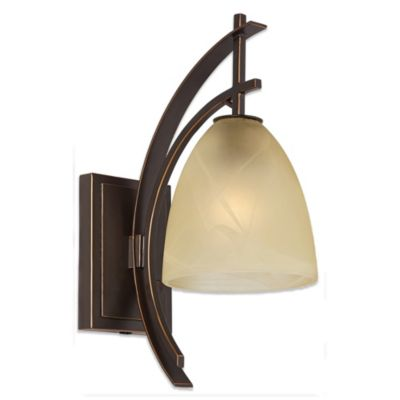 Wall Lamps Bed Bath Beyond : Pacific Coast Lighting Orbit Wall Lamp - Bed Bath & Beyond