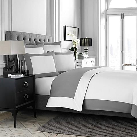 Wamsutta 174 Hotel Micro Cotton 174 Reversible Duvet Cover In