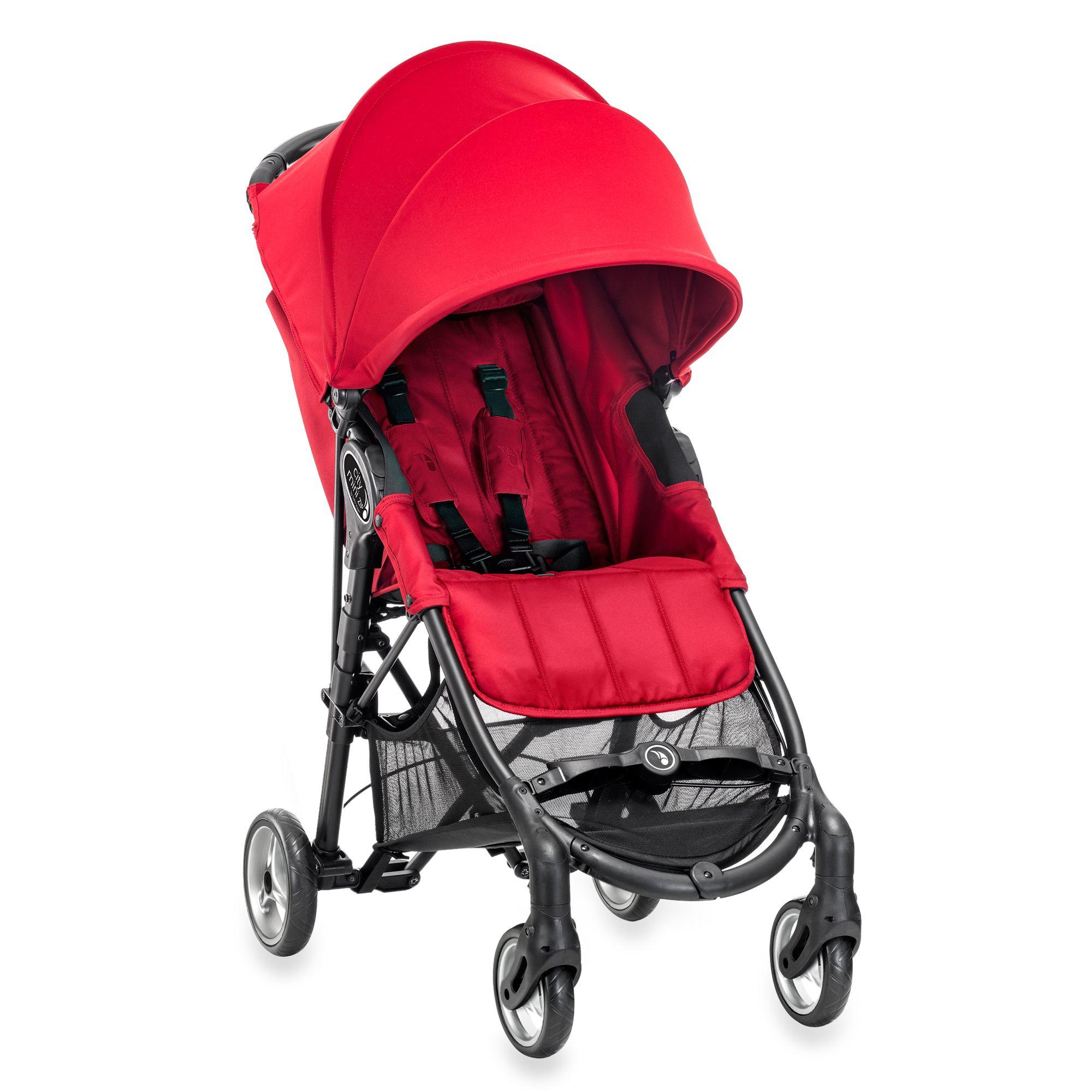 Baby Jogger® City Mini? ZIP Stroller in Red