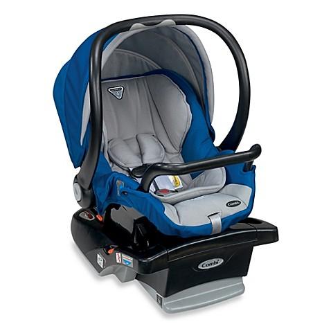 combi shuttle car seat in royal blue. Black Bedroom Furniture Sets. Home Design Ideas