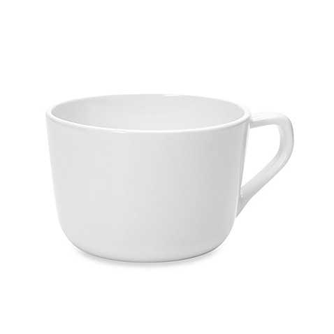Real Simple® Jumbo Mug In White by Bed Bath And Beyond