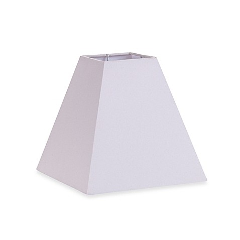 buy mix match small 9 inch linen square hardback lamp shade in white. Black Bedroom Furniture Sets. Home Design Ideas