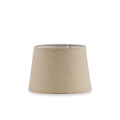 mix match small 10 inch hardback burlap drum lamp shade. Black Bedroom Furniture Sets. Home Design Ideas