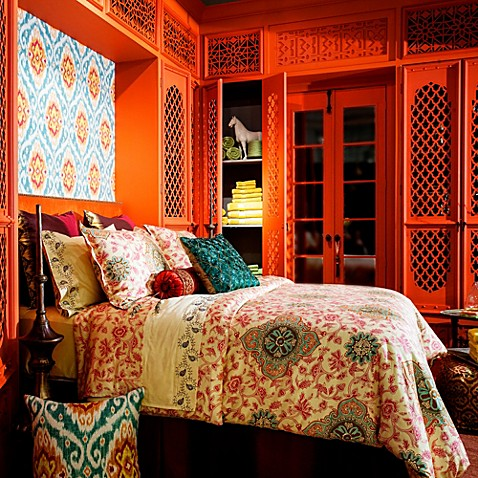 Buy Iman Home Morocco 3 Piece King Comforter Set From Bed