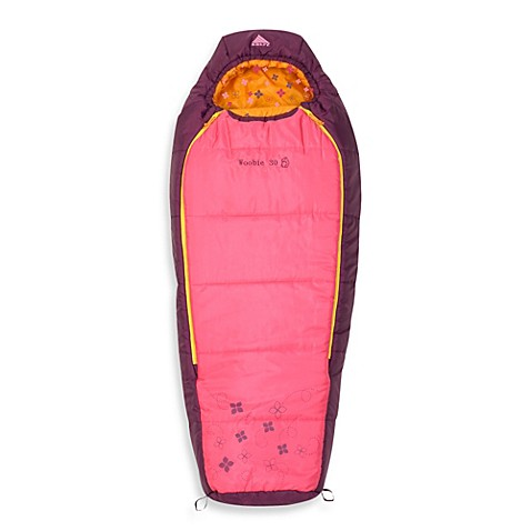 Kelty Woobie Kids Sleeping Bag In Pink Bedbathandbeyond Com