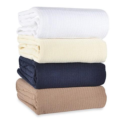 Berkshire Blanket 174 Comfy Soft Cotton Blanket Bed Bath