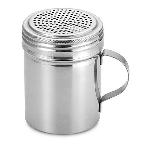 All Purpose Stainless Steel 10 Oz Shaker Bed Bath Amp Beyond