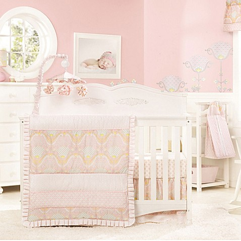 Dena Lily Crib Bedding