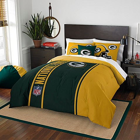 Nfl Green Bay Packers Bedding Bed Bath Amp Beyond