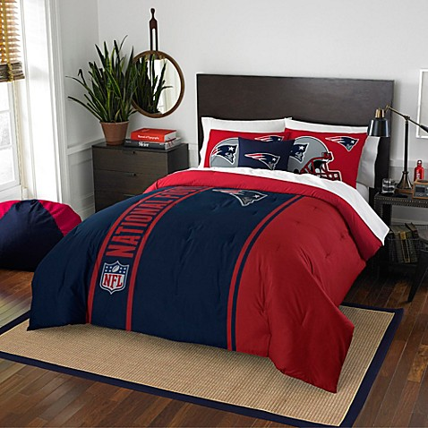 nfl spread new england patriots bedding