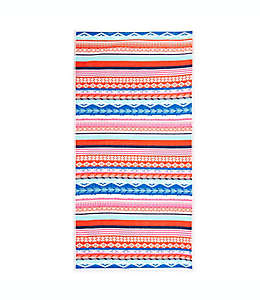 Toalla de playa Destination Summer Geo Stripes